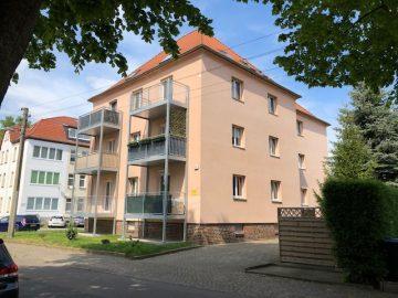 geräumige 2-Zi.-Wohnung in ruhiger grüner Lage am Rand von Leipzig, 04319 Leipzig, Etagenwohnung