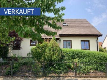 Attraktives Haus mit wunderschönem Garten Nahe Kulkwitzer See, 04420 Markranstädt, Einfamilienhaus