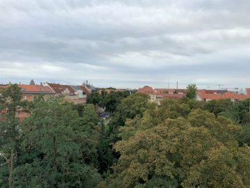 attraktive Kapitalanlage am Möbiusplatz – Dachgeschoss mit großer Terrasse und Tiefgaragenstellplatz, 04317 Leipzig, Wohnung